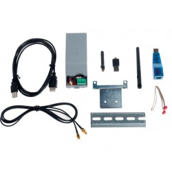 Kit GSM-WIFI-ethernet pour automatismes CAME UR042