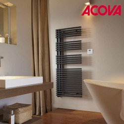 Modifier : Sèche-serviette ACOVA - CALA Asymétrique à Gauche - électrique 750W TLNL-075-50/GF