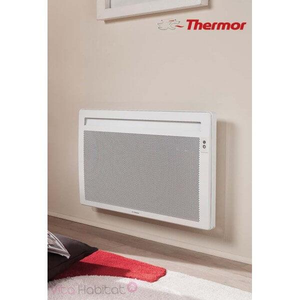 Radiateur rayonnant thermor 1500w - Panneau rayonnant vertical 1500w ...