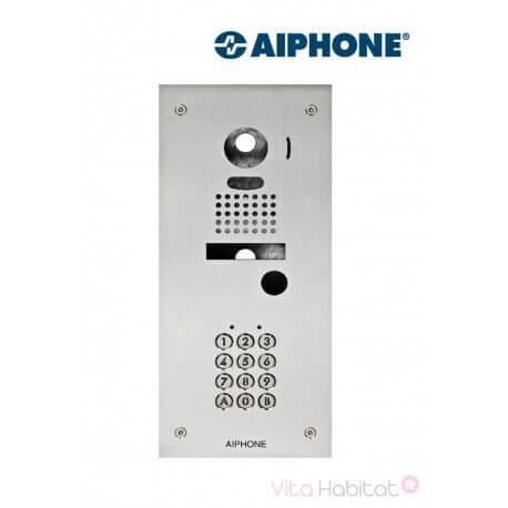 Façade d'adaptation KJKF pour kit vidéo AIPHONE - encastrée - 130220