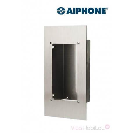 Plaque de finition PJK pour platine JKDVF & JODVF - AIPHONE - 140001