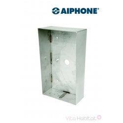 Cadre saillie inox SMK24  pour JO2DVF & JO4DVF - AIPHONE - 110765