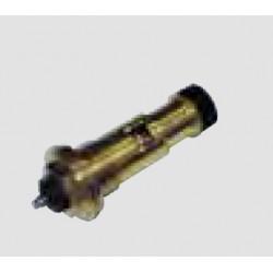 Insert pour robinetterie intégrée sur ACOVA Vuelta étroit, horizontal et plinthe - 849050