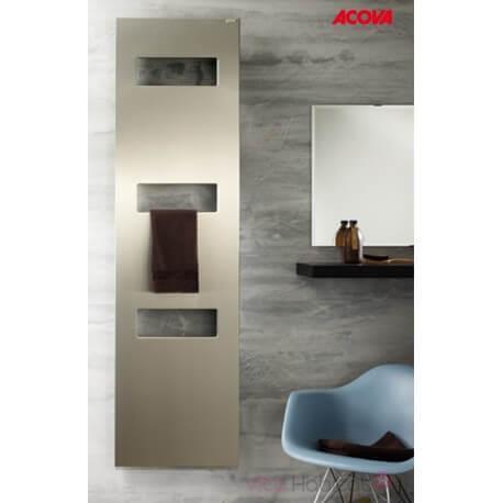 Sèche-serviette ACOVA - ALTIMA Spa électrique Inox 500W TMSI-050-050-FF