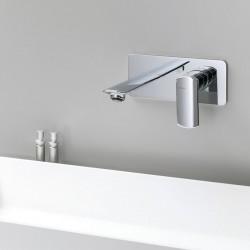 Mitigeur pour lavabo mural (saillie 22.5) PROFILO - CRISTINA ONDYNA PF25851