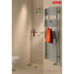 Sèche-serviette ACOVA - KÉVA Spa chromé électrique 750W TCKO-075-050