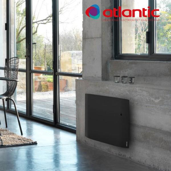 radiateur lectrique atlantic divali horizontal 1250w. Black Bedroom Furniture Sets. Home Design Ideas