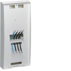 Panneau de contrôle triphasé - COFFRET DISTRIBUTION  HAGER GA03Z
