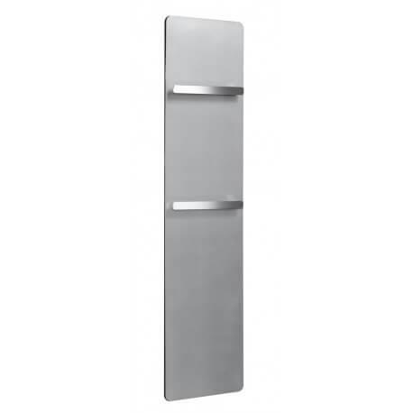Sèche-serviette ACOVA - PLUME électrique Aluminium Anodisé 500W TGPA-190-050-FF