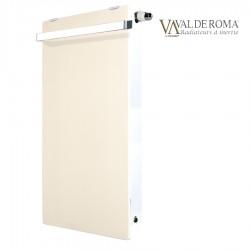 Radiateur chauffage central H2O DK21 Vertical Blanc Cachemire 900W VALDEROMA 05120021