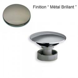BOUCHON LAITON BONDE UP & DOWN  D.64 mm METAL - CRISTINA ONDYNA RI07180