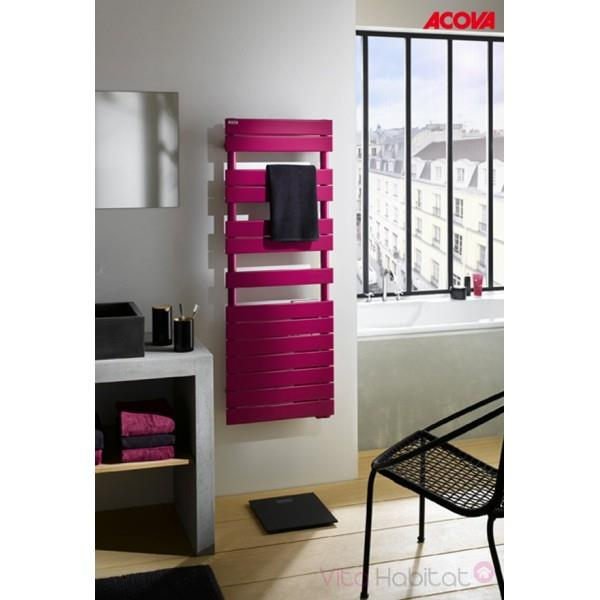 seche serviette 2012 electrique 500 w. Black Bedroom Furniture Sets. Home Design Ideas