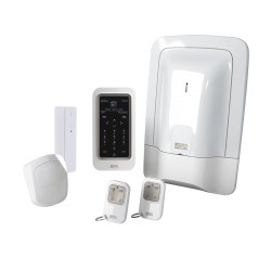 PACK TYXAL+ ACCESS PACK ALARME RADIO 2 ZONES DELTA DORE - 6410186