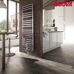 Sèche-serviette ACOVA - KADRANE SPA Mixte INOX 393W / 300W - AKARI-150-045/GF