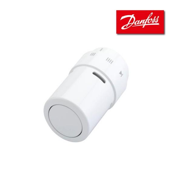 Jeu de 2 rosaces-1 tube d/écors DANFOSS kit X-tra blanc RAL 9016 Danfoss