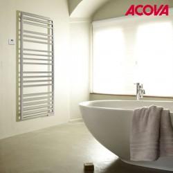 Sèche-serviette ACOVA - KADRANE SPA électrique CHROME 300W - TKARO-150-045/GF