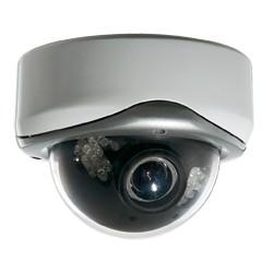 Caméra dôme NTSC avec LED IR 15M CRV43H2IRN - Aiphone 110805