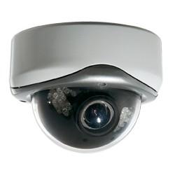 Caméra dôme PAL avec LED IR 15M CRV43H2IRP - Aiphone 110804
