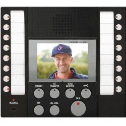 AX8MV P.MAITRE VIDEO 16L. Accessoire interphonie tertiaire - Aiphone 110957