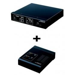 ENS.CENTRALE+BASE Accessoire interphonie tertiaire - Aiphone 130001