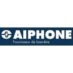 Platine de rue 1 bouton GT audio modulaire GTBAH1PSBM - Aiphone 200287
