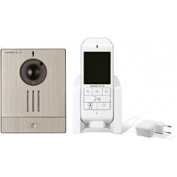Carillon audio / Vidéo sans fil technologie DECT WL11  - Aiphone 130700