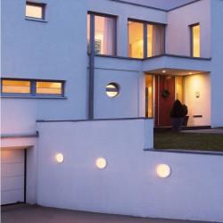 Applique Extérieure ronde AINOS LED anthracite - SLV 229965