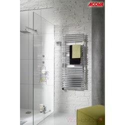 Sèche-serviette Soufflant ACOVA CALA + AIR Chromé électrique TLNO-IFS