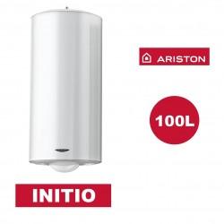 Chauffe-eau électrique vertical mural Initio 100 l - Ø 530 mm - ARISTON 3000373