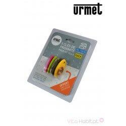 Lot de 5 badges supplémentaires + 1 puce discrète 1722/102 - pour Kit Note Urmet