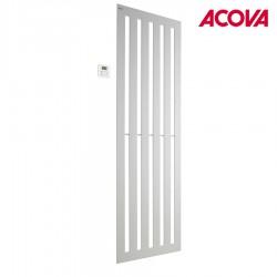 Radiateur électrique vertical ACOVA KARENA - 1200W TSVH-180-060/GF