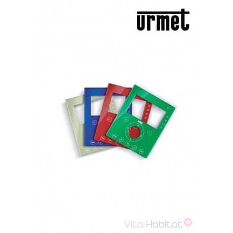 Set de 4 coiffes de couleur pour moniteur AIKO  1716/51 - pour Kit Note Urmet