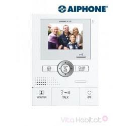 Moniteur supplémentaire JK1HD grand angle avec zoom pour JK1MD, JK1MED & kits JK - AIPHONE - 130208