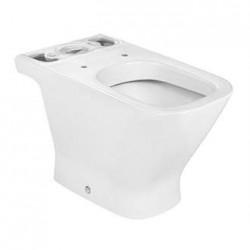 Cuvette WC en porcelaine à évacuation verticale THE GAP - ROCA A342478000