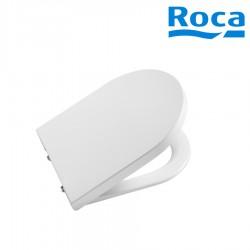 Abattant pour Wc Déclipsable Blanc INSPIRA - ROCA A80152C00B