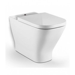 Cuvette WC compacte duale sans bride Rimless THE GAP - ROCA A342737000