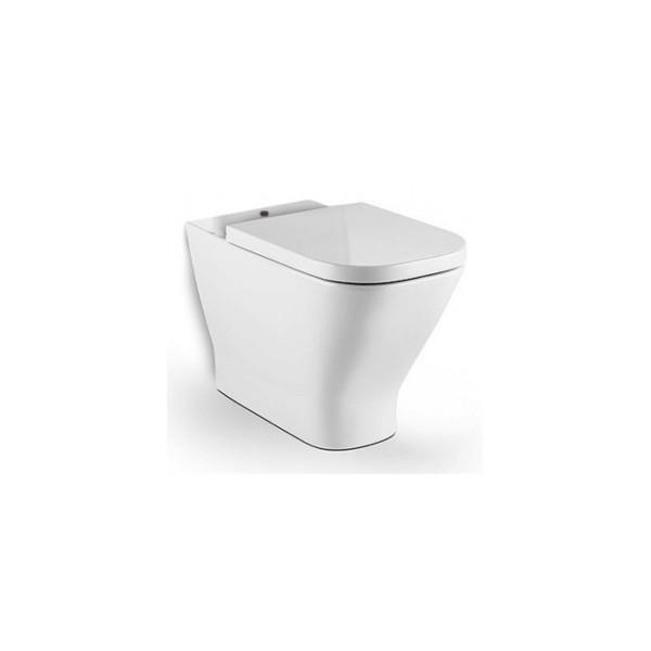 cuvette wc compacte duale sans bride rimless the gap. Black Bedroom Furniture Sets. Home Design Ideas