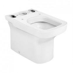Cuvette WC compacte en porcelaine à évacuation duale DAMA - ROCA A34278W000