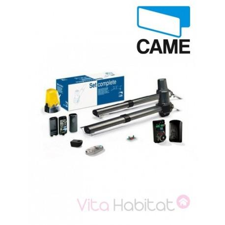 Motorisation portail 2 battants 230 V AC - kit KRONO - CAME -  U1694