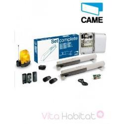 Motorisation portail 2 battants 230 V AC - kit ATI - CAME -  U7084