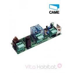Carte pour le branchement de 2 batteries de secours - 12 V, 1,2 Ah - CAME -  LB90
