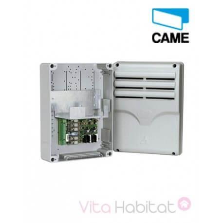 Boîtier avec carte de secours et emplacement pour branchement de 3 batteries - CAME -  LB18
