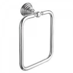 Porte‑serviette carré  - TRES 12463609