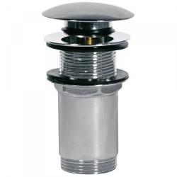 Bonde de lavabo sans trop‑plein  Ø66mm CLICK‑CLACK - TRES 13454060