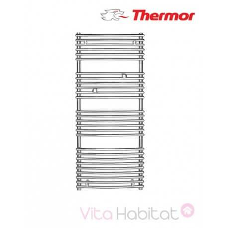 Sèche-serviettes RIVA CHROME Thermor - 500W - 472412