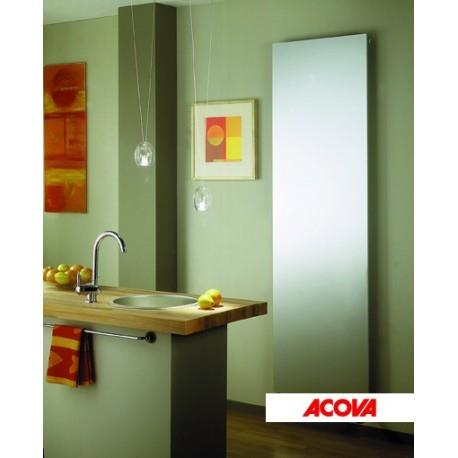 Radiateur électrique ACOVA - ALTIMA vertical Aluminium 1250W - inertie fluide - TMHA-125-060-FF