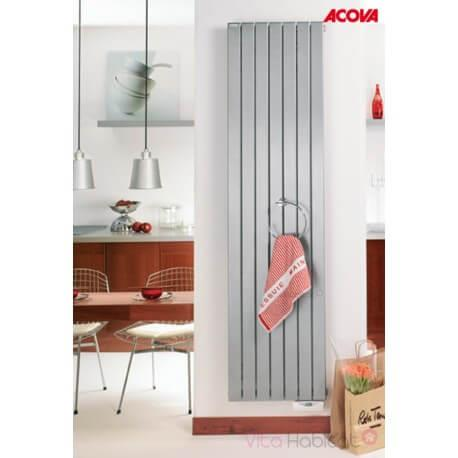 radiateur lectrique acova fassane vertical 1500w inertie fluide thx 15. Black Bedroom Furniture Sets. Home Design Ideas