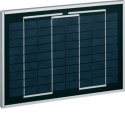 Panneau solaire 8W - INTERPHONE  HAGER MJU01X