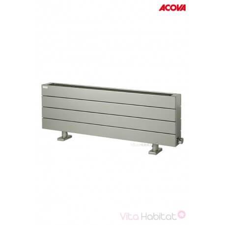 Radiateur électrique ACOVA - FASSANE Premium Plinthe 1000W - inertie fluide - TCLXD-100-100