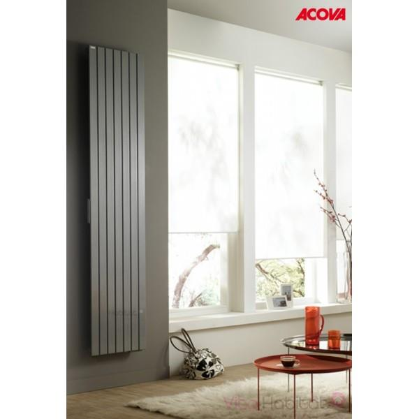 radiateur electrique inertie seche vertical 2000w. Black Bedroom Furniture Sets. Home Design Ideas